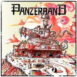 Panzerband – s/t LP