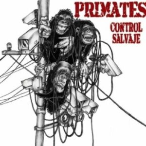 Primates, The – Control Salvaje EP