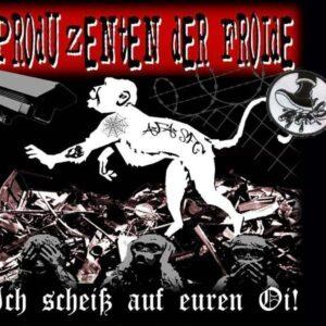 Produzenten der Froide – Ich scheiß auf euren Oi! EP
