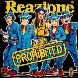 Reazione – Prohibited LP