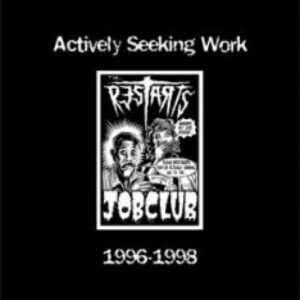Restarts, The – Actively Seeking Work LP