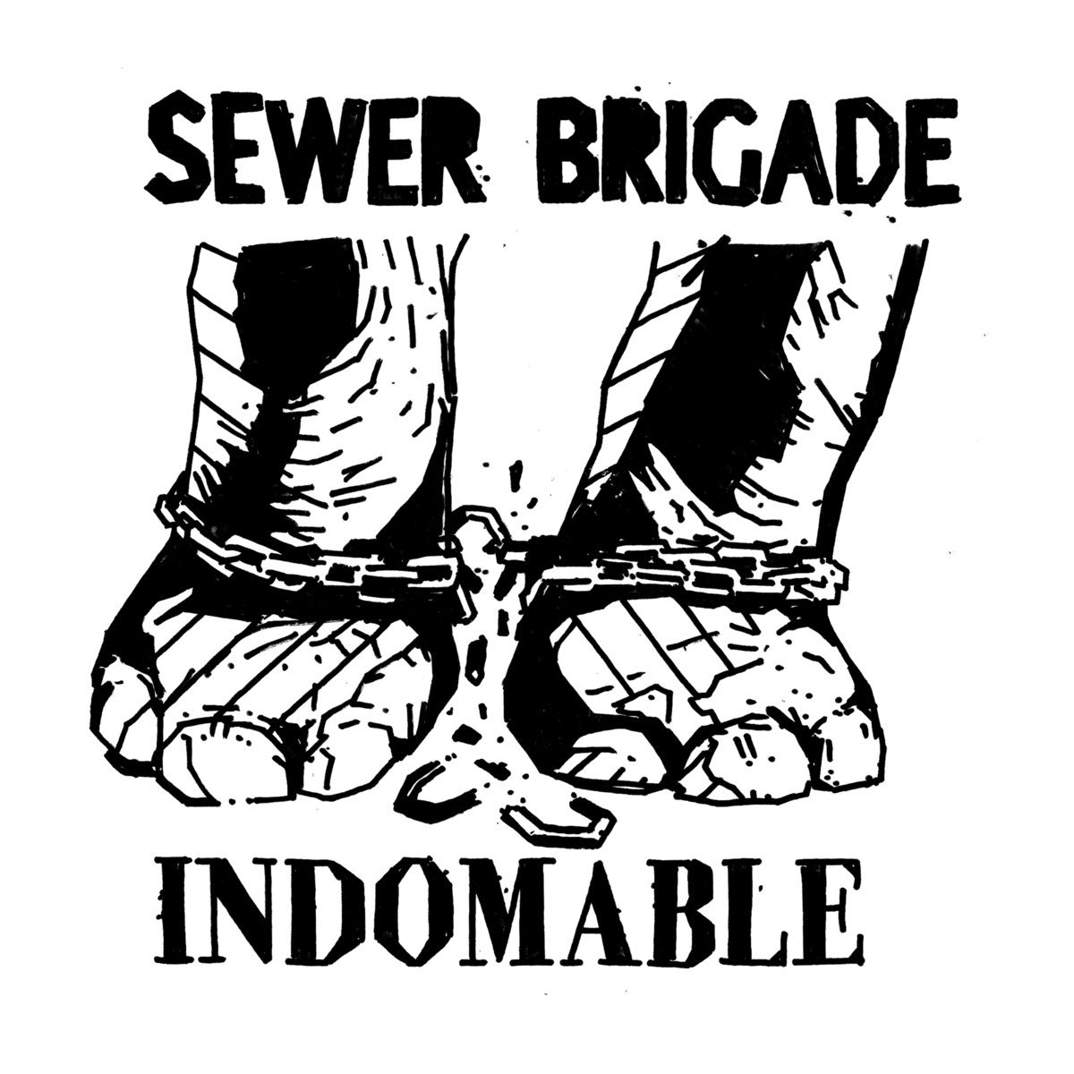 Sewer Brigade – Indomable EP