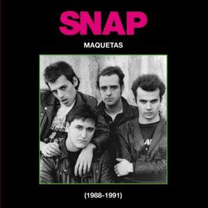 Snap – Maquetas (1988-1991) LP
