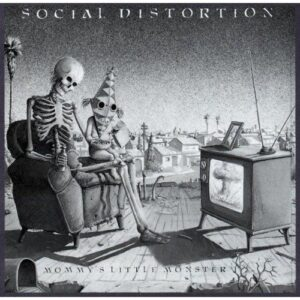Social Distortion – Mommy's Little Monster LP