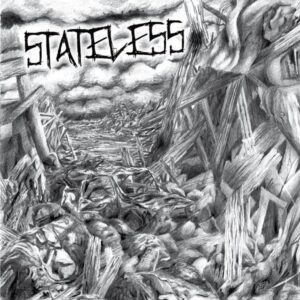 Stateless – s/t EP + CD