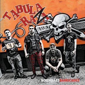 Tabula Raza – Nouvelles Barricades CD