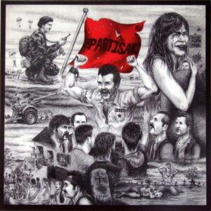 Partisans, The – Time Was Right LP