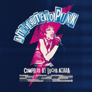 V/A – A Tribute To Punk – Compiled By Lucha Amada Do-LP
