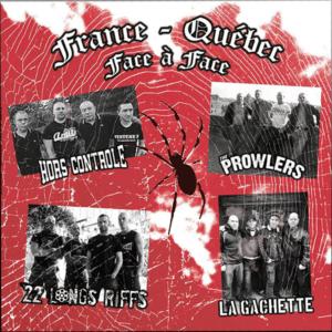 V/A – France – Québec Face à Face 12″