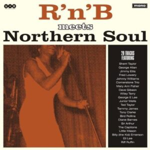 V/A – R'n'B meets Northern Soul Vol. 2 LP