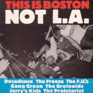 V/A – This Is Boston Not LA LP