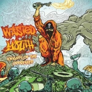 Wasted Youth – Knights of the Oppressed LP