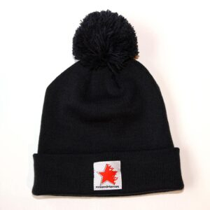 "Bobble Hat ""Flaming Star"""