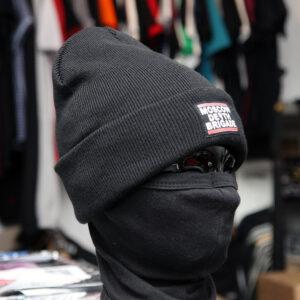 """Moscow Death Brigade """"Classic Logo"""" Wollmütze"""