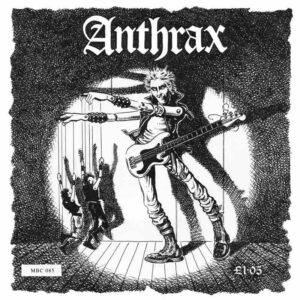 Anthrax – They've got it all wrong EP