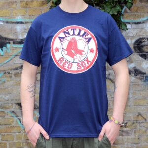 """Antifa Red Sox"" T-Shirt"