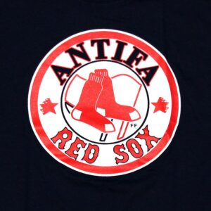 """Antifa Red Sox"" Tailliertes Shirt"