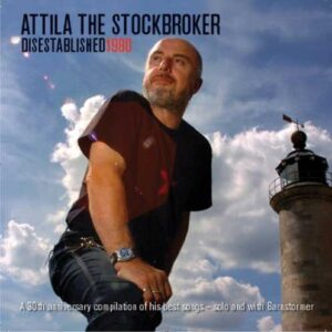 Attila The Stockbroker – Disestablished 1980 CD