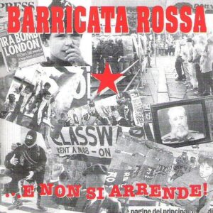 Barricata Rossa – … e non si arrende! LP+CD