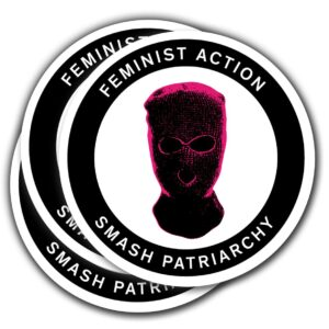 Feminist Action – Sticker