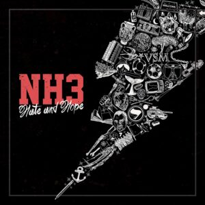 NH3 – Hate and Hope LP