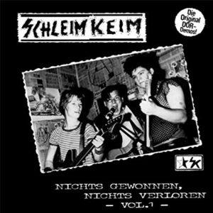 Schleim Keim – Nichts gewonnen, nichts verloren Vol. 1 CD