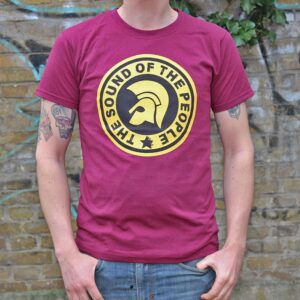 """Sound Of The People"" T-Shirt"