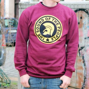 """Sound Of The People"" Sweatshirt"