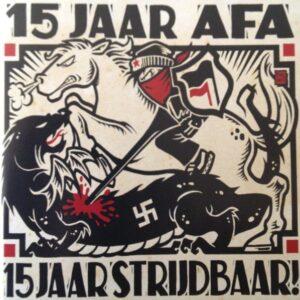 V/A – 15 Jaar AFA – 15 Jaar strijdbaar! CD+DVD