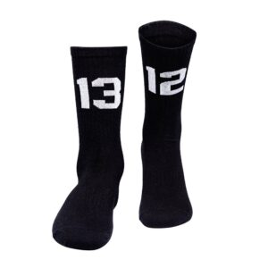 Socks 1312 (black/white)