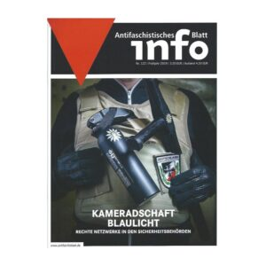 Antifaschistisches Infoblatt #122 (Spring 2019)