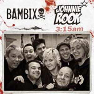 Bambix / Johnnie Rook – 3:15 am Split 10″