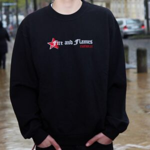 """Old School"" Sweatshirt (embroidered)"