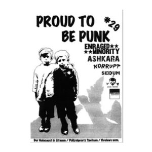 Proud To Be Punk #29