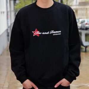"""Red Heat"" Sweatshirt (Stick)"