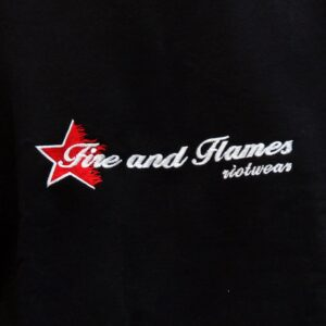 """Red Heat"" Sweatshirt (embroidered)"