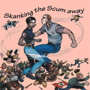 V/A – Skanking The Scum Away CD