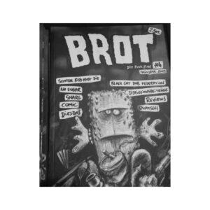 BROT – DIY Punk Zine #4 (Frühjahr 2019)