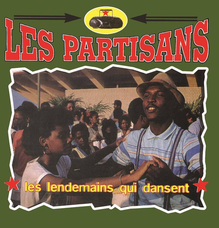 """Les Partisans Singles reissued: """"Les lendemains qui dansent"""" [FFM063] + """"Rêves d'enfance"""" [FFM064]"""