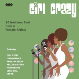 V/A – Girl Crazy LP
