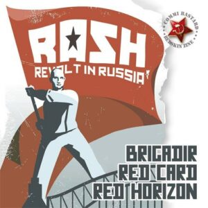 V/A – RASH Revolt In Russia CD