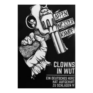 Affenmesserkampf – Clowns in Wut Tape