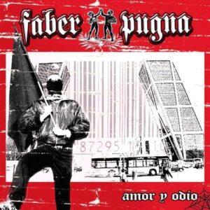 Faber Pugna – Amor y Odio CD