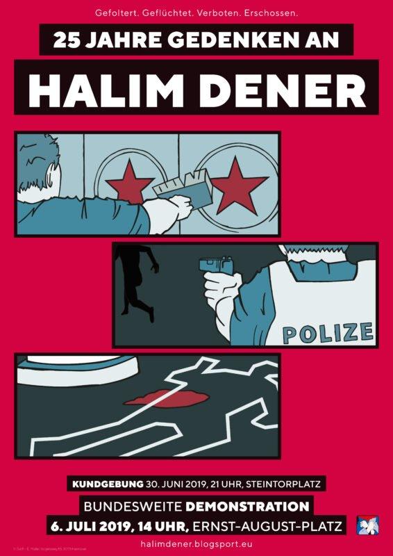 Halim Dener unvergessen!