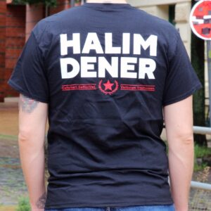 "Soli-Shirt ""Halim Dener"" (black)"