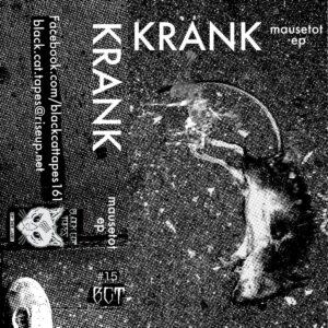 Krank – Mausetot EP Tape