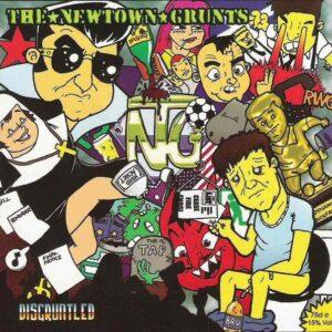 Newtown Grunts, The – Disgruntled LP