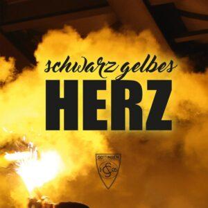 Oidorno – Schwarz gelbes Herz EP