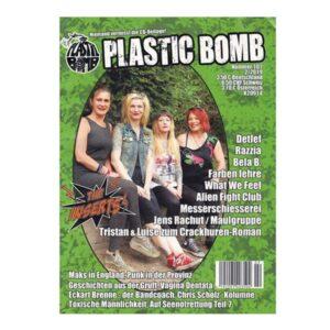 Plastic Bomb #107 (02/2019)