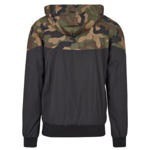 Urban Classics Arrow Windrunner Camouflage